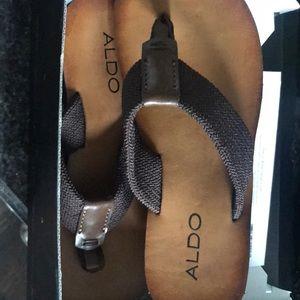 New Aldo Men's sandals